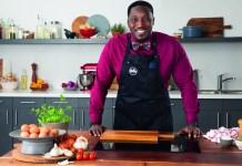 Chef Eros Announced As SHOPRITE Nigeria's First Ever Brand Ambassador-marketingspace.com.ng