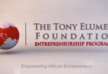 Tony Elumelu Foundation to Launch World's Largest Digital Platform for African Entrepreneurs-marketingspace.com.ng