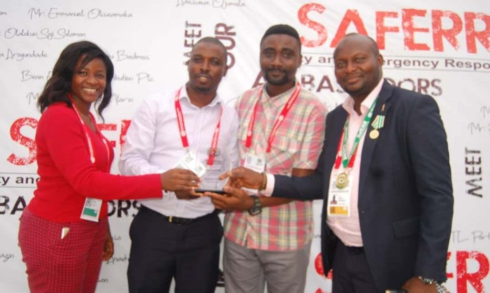 Ikeja Electric Bags Award For Commitment To Safety-marketingspace.com.ng