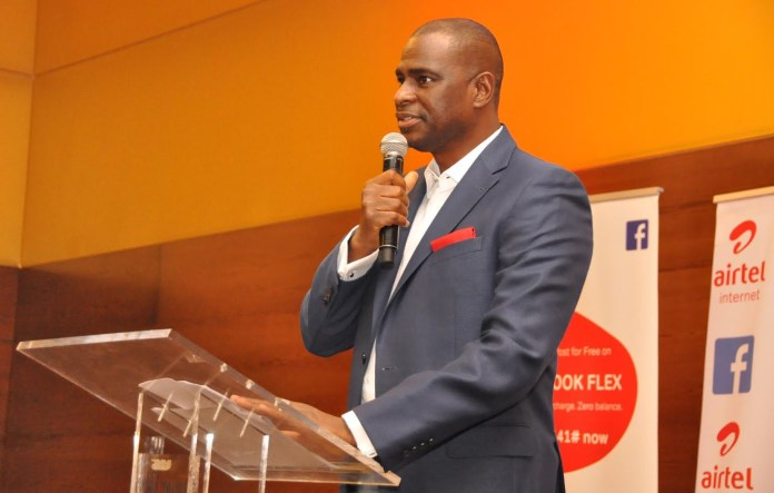 Airtel's CEO, Ogunsanya, Named Credit Management Director Of The Year-marketingspace.com.ng