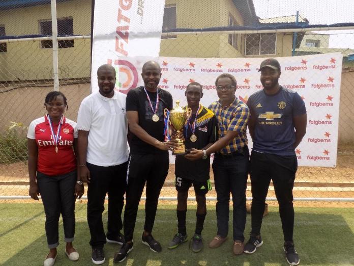 FNL Team Wins Fatgbems Group Football Tourney-marketingspace.com.ng