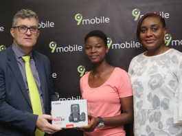 Oluwatoyin Christiana Obafemi Wins 9mobile Photography Competition-marketingspace.com.ng