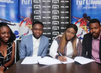 HiFL 2019: Goal.Com Partners Pace Sports-marketingspace.com.ng