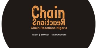 Chain Reactions Nigeria Shines With SABRE, Pitcher Awards-marketingspace.com.ng