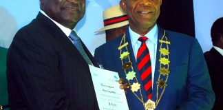 NIMN Inducts Udeme Ufot MFR As Fellow-marketingspace.com.ng