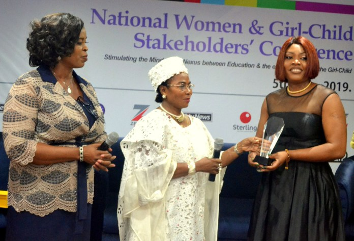 Cherry Eromosele, Interswitch CMO, Named 'One Of The 10 Most Inspiring Women in Nigeria'-marketingspace.com.ng