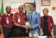 FRSC, Akin Fadeyi Foundation To Launch Report Corruption App, FLAG'IT-marketingspace.com.ng