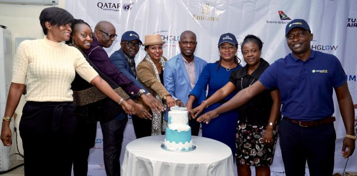 Finchglow Travels Train Trade Partners In Abuja ….Opens New Branch In Garki-marketingspace.com.ng