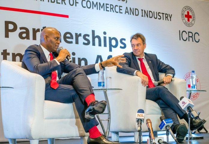 We Partnered With Tony Elumelu Foundation To Create Economic Opportunities In Conflict Prone Regions - ICRC President-marketingspace.com.ng