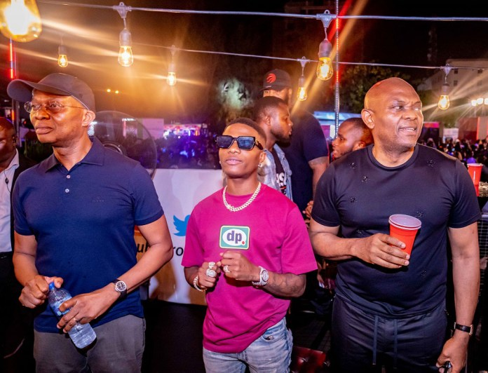 UBA's REDTV Shuts Down Lagos As Over 25,000 Youths Attend Its Annual Rave-marketingspace.com.ng