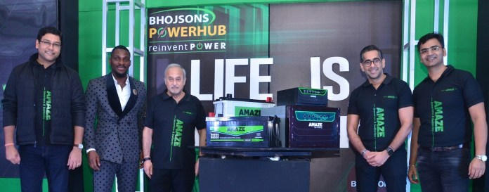 Bhojsons Powerhub Hosts Dealers Meeting, Launches Amaze Power Back Up Solution Into Nigerian Market-marketingspace.com.ng