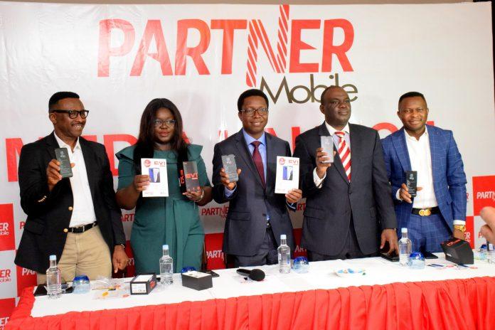 Partner Mobile Unveils EV1, Partners Ntel To Avail Nigerians 4G LTE-marketingspace.com.ng