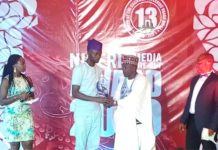 Nigerian Media Monitoring and Measurement Agency Bags NMNA Award-marketingspace.com.ng
