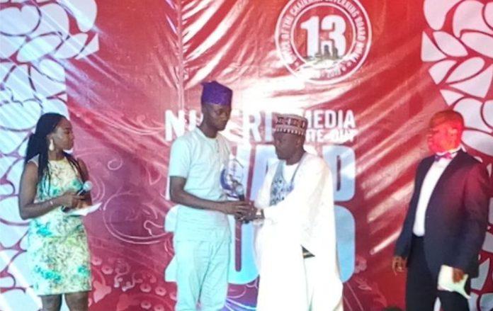Nigerian Media Monitoring and Measurement Agency Bags NMNA Award-marketingspace.com.ng