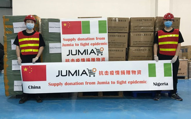 Seven Ways Jumia Has Impacted Lives Since The Outbreak Of COVID-19-marketingspace.com.ng