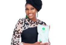 Ufuoma McDermott Becomes New Face Of Friska Herbal Teas-marketingspace.com.ng