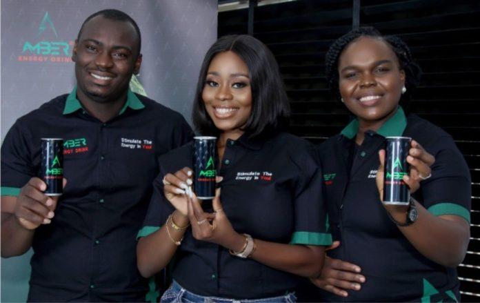Amber Energy Drink Arrives Amidst Fanfare-marketingspace.com.ng