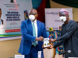 First Bank's CSR Interventions During COVID-19 Pandemic-marketingspace.com.ng