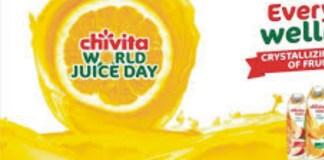 Chivita Celebrates Second Edition Of Chivita World Juice Day-marketingspace.com.ng
