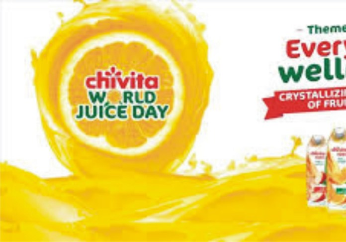 Chivita Celebrates Second Edition Of Chivita World Juice Day-marketingspace.com.ng