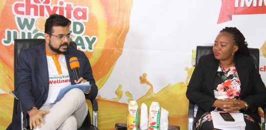 Chivita Marks 2nd World Juice Day In Lagos-marketingspace.com.ng