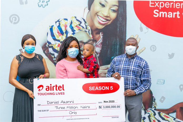 Single Mother's Hope Restored As Airtel Saves Infant With Hole In Heart-marketingspace.com.ng