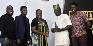 Amber Wins Marketing Edge's Product Launch Of The Year Award-marketingspace.com.ng