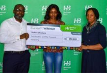 "Heritage Bank Rewards Local Content Language For October 1st ""National Pledge"" Rendition-marketingspace.com.ng"