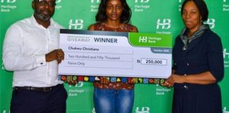 """Heritage Bank Rewards Local Content Language For October 1st """"National Pledge"""" Rendition-marketingspace.com.ng"""