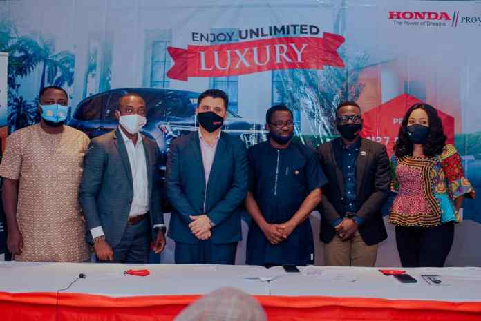 Honda, Providence, Enyo Partner On 'Enjoy Unlimited Luxury' Promo-marketingspace.com.ng