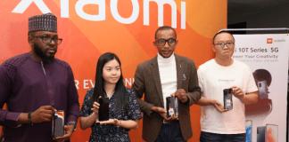 Xiaomi Introduces Mi 10T Smartphone Series Into Nigerian Market-marketingspace.com.ng