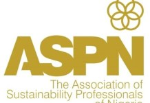 Sustainability Nigeria ASPN Holds First Induction-marketingspace.com.ng