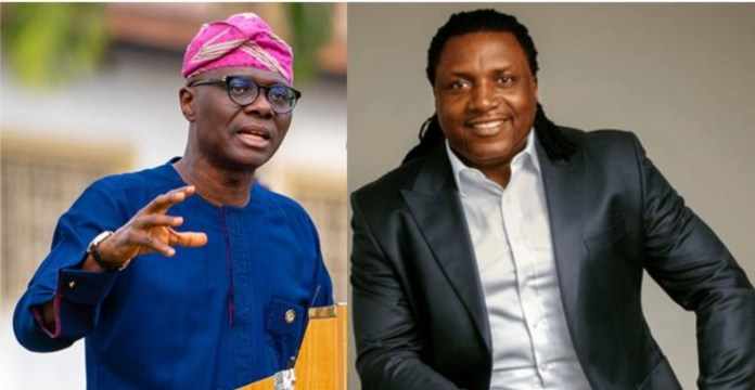 """Steve Babaeko Emerges """"Creative Personality of the Decade"""" As Gov. Sanwo-Olu Pledges Support For Industry-marketingspace.com.ng"""