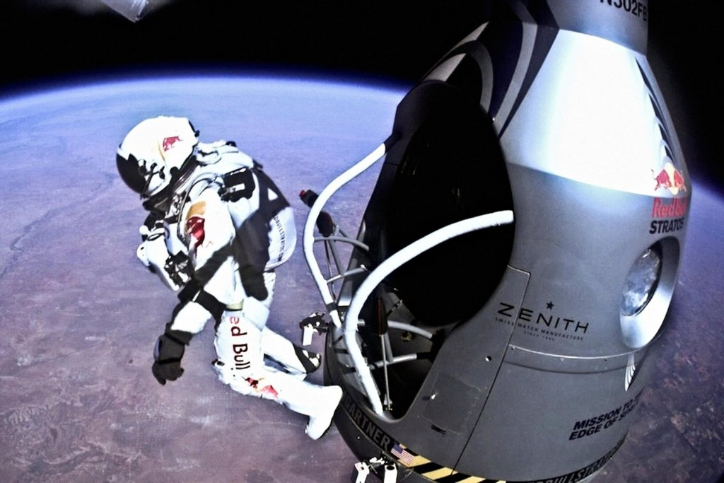 Red Bull had a man jump out of space, but customers weren't as engaged as they could have been in this experiential marketing campaign.