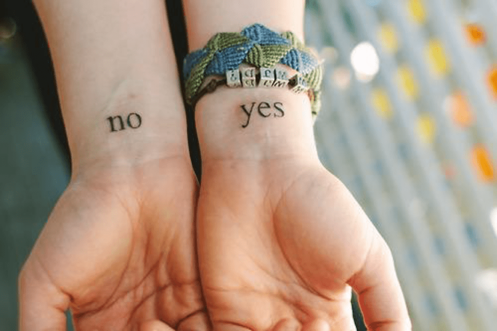 AR makes it easy when deciding 'yes' or 'no.'