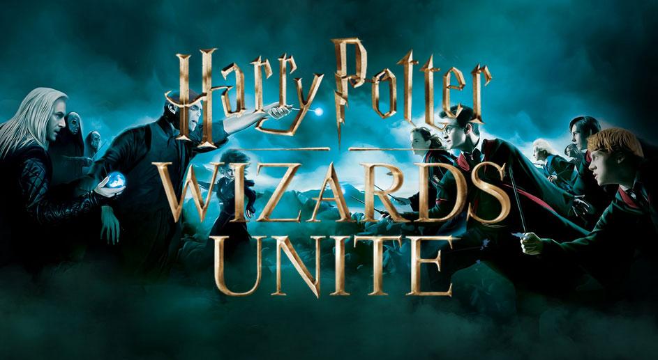 Harry Potter Wizards Unite will be the next mixed media phenomenon