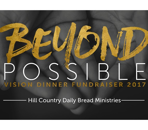 Hill Country Daily Bread Vision Dinner 2017 by Trio Marketing