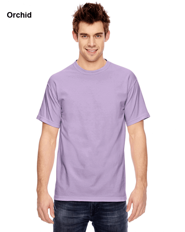Comfort Colors Adult Heavyweight RS T-Shirt Orchid