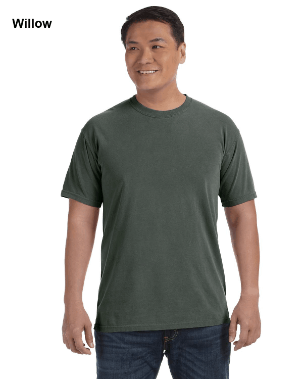 Comfort Colors Adult Heavyweight RS T-Shirt Willow