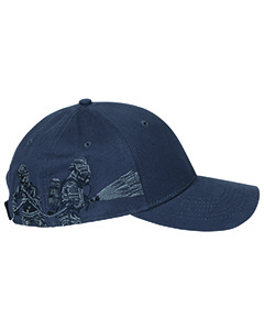 Cotton Twill Firefighter Cap