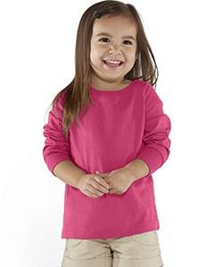 Rabbit Skins Toddler Long-Sleeve Fine Jersey T-Shirt - MCRS3302 Shirt
