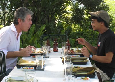 Image result for anthony bourdain + lechon