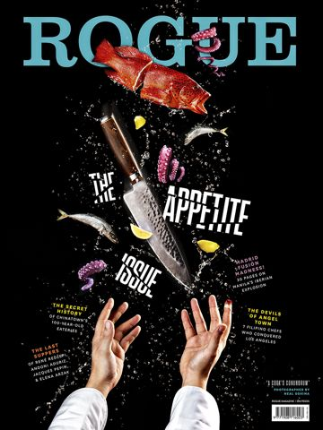 Rogue 2015 Appetite Issue Cover
