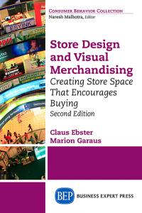Store Design and Visual Merchandising book