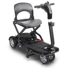 Pride Quest Portable Mobility Scooter