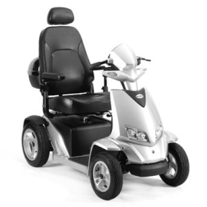 Rascal Vision Road Legal Mobility Scooter