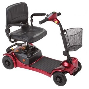 Rascal Ultralight 480 Portable Travel Mobility Scooter