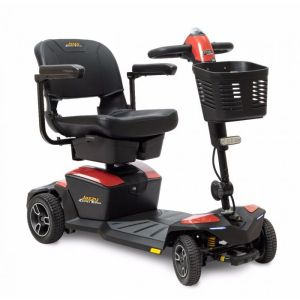 Pride Jazzy Zero Turn Portable Mobility Scooter.