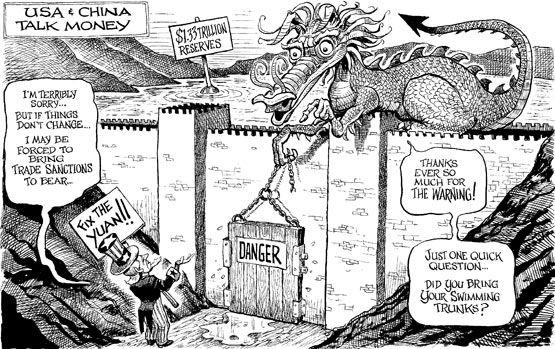 The Dollar Yuan Rumba