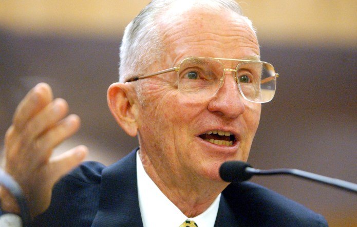 Texas Billionaire H Ross Perot Dies At 89 Marketplace